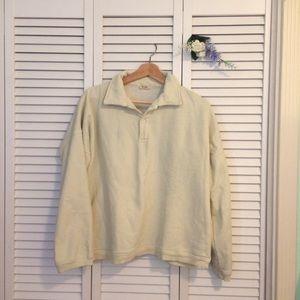 Light Yellow Brandy Sweatshirt